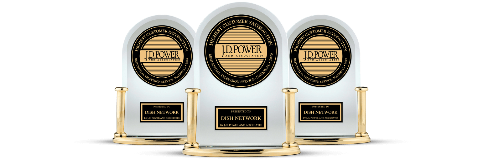 DISH Customer Satisfaction - Ranked #1 by JD Power - Amcom LLC in Wetumpka, Alabama - DISH Authorized Retailer