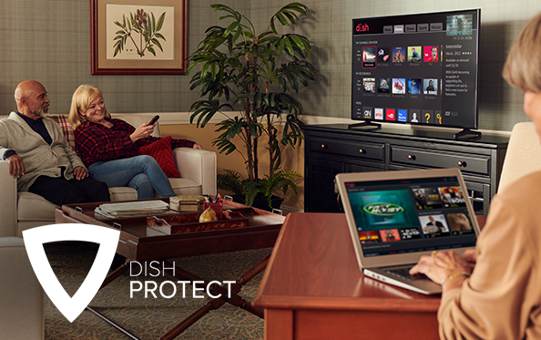 Get DISH Protect from Amcom LLC in Wetumpka, Alabama